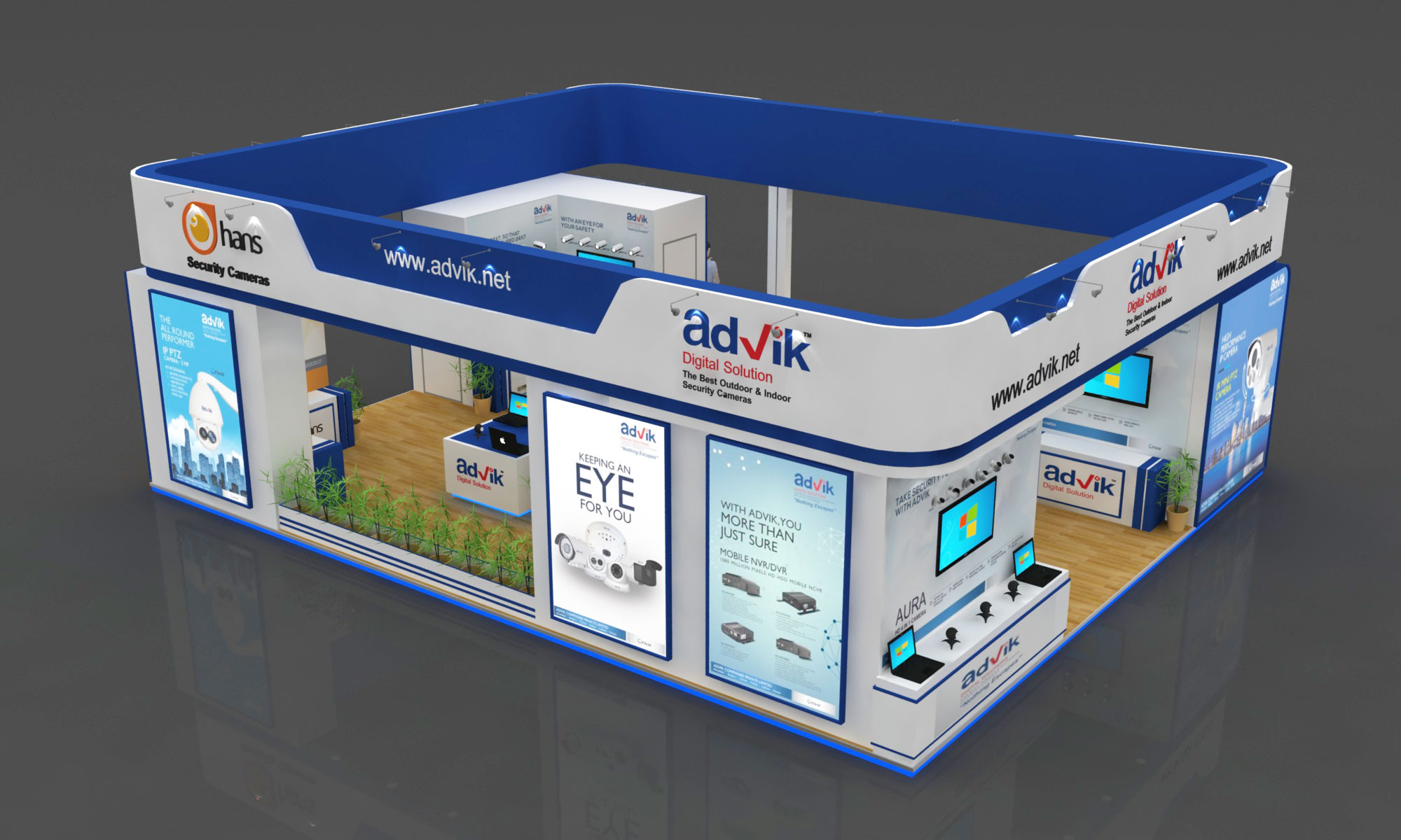 Advik is all set for the Pragati Maidaan IFSEC India