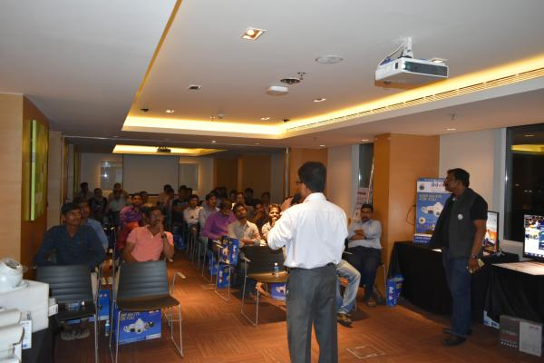 Advik security solutions business meet