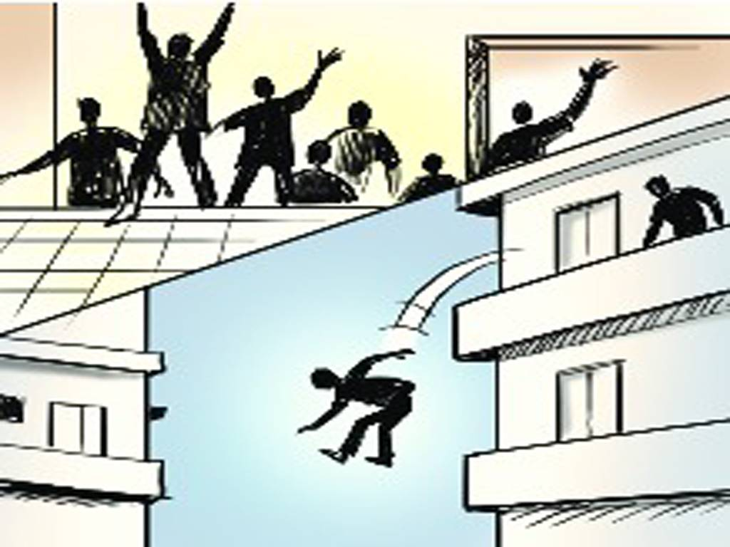 Student jumps from 3rd floor after being caught cheating in exam